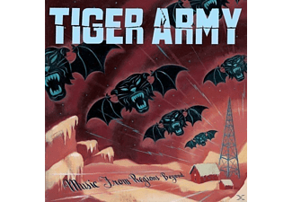 Tiger Army - Music From Regions Beyond - (CD)