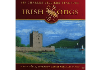 Maria Tölle, Daniel Gerlach - Irish Songs - (CD)