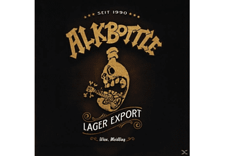 Alkbottle - Lager Export - (CD)