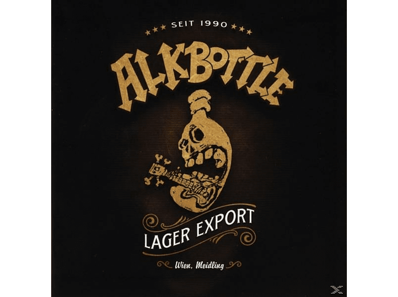 Alkbottle - Lager Export [CD]