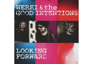 Werki And The Good Intentions - Looking Forward [CD]
