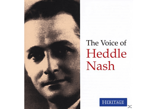 Heddle Nash - The Voice Of Heddle Nash - (CD)