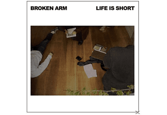 Broken Arm - Life Is Short - (Vinyl)