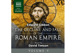 Decline and Fall of the Roman Empire V - 21 CD - Hörbuch