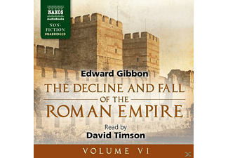 Decline and Fall of the Roman Empire VI - 22 CD - Hörbuch
