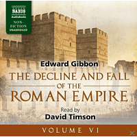 David Timson - Decline and Fall of the Roman Empire VI - (CD)