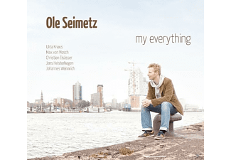 Ole Steinmetz - My Everything - (CD)