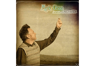 Mark Olson - Many Colored Kite - (Vinyl)