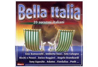 VARIOUS - Bella Italia [CD]