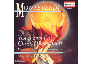 Howard Arman - Vesper/Zum Fest Christi Himmel - (CD)