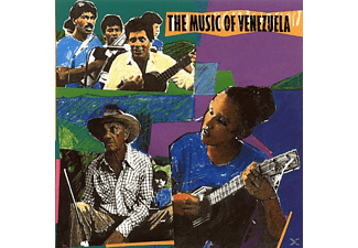 VARIOUS - The Music Of Venezuela - (CD)