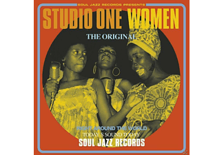 VARIOUS, SOUL JAZZ RECORDS PRESENTS/VARIOUS - Studio One Women - (CD)