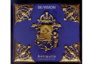 De - Antiquity - (CD)
