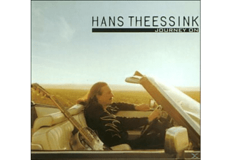 Theessink Hans - Journey On - (CD)