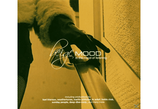 VARIOUS - beige mood - (CD)