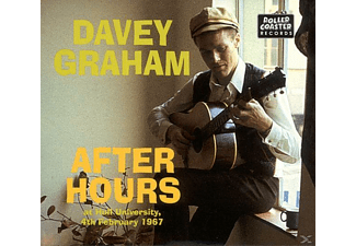 Davey Graham - After Hours At Hull University - (CD)