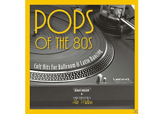 Klaus Tanzorc Hallen - Pops Of The 80s - (CD)