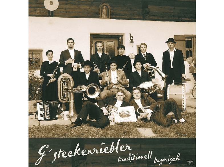 Gsteckenriebler - Traditionell Bayrisch [CD]