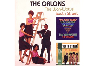 The Orlons - The Wah-Watusi/South Street - (CD)
