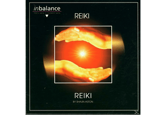 Shaun Aston - Reiki [CD]