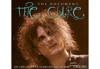 The Cure - The Document (CD+DVD) - (CD)