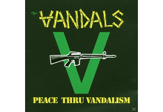 The Vals - PEACE THRU VANDALISM (PICTURE) - (Vinyl)