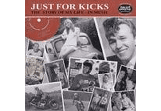 VARIOUS - Just For Kicks - (CD)