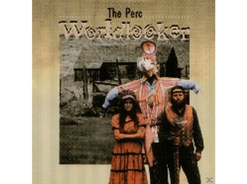 Perc - Worldlocker [CD]