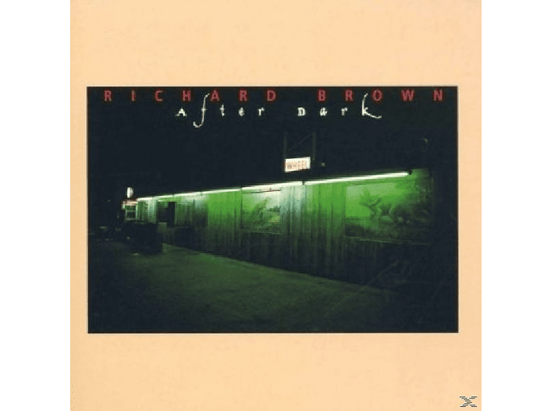 Richard Brown - After Dark [CD]