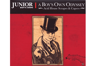VARIOUS - A Boy's Own Odyssey-Acid House Scrapes & Capers - (CD)