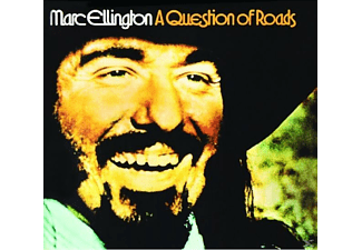 Marc Ellington - A Question Of Roads - (CD)