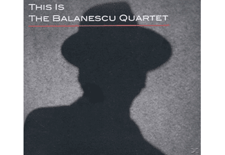 The Balanescu Quartet - This Is The Balanescu Quartet [CD]