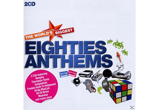 VARIOUS - World's Biggest Eighties Anthems - (CD)