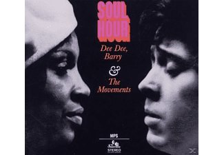 Dee Dee & Barry And The Movements - Soul Hour - (CD)