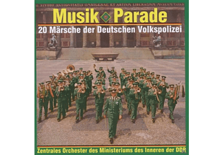 Zentrales Orchester Des Ministeriums Des Innern - Musikparade - (CD)