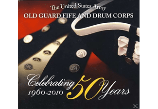 Old Guard Fife And Drum Corps - Celebrating 50 Years - (CD)