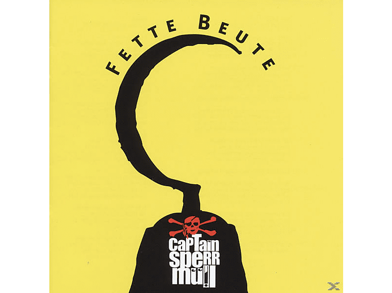 Captain Sperrmüll - Fette Beute [CD]