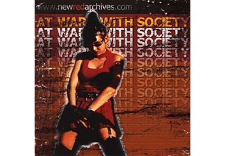 VARIOUS - At War With Society - (CD)