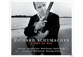 Richard Schumacher - Right Of Way - (CD)