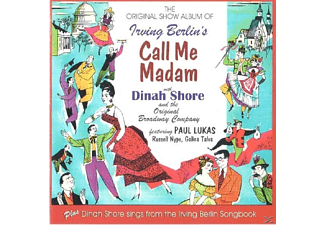 The Original Broadway Company, Dinah Shore - The Original Show Album Of Irwing Berlin's Call Me Madam - (CD)