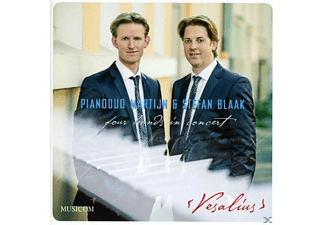 Stefan Blaak, Martijn Blaak - Vesalius - (CD)