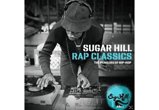 VARIOUS - Sugar Hill Rap Classics-The Pioneers - (CD)