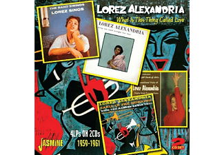 Lorez Alexandria - What Is This Thing Called - (CD)