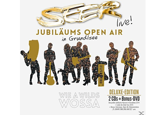 Seer - Seer Jubiläums Open Air - (CD + DVD Video)