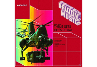 John Scott - Bruton Music: Theme Sets & Life's - (CD)