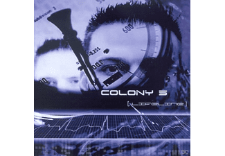 Colony 5 - Lifeline [CD]