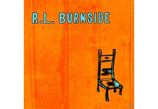 R.L. Burnside - Wish I Was In Heaven Sitting Down - (CD)