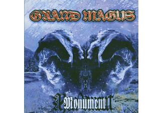 Grand Magus - Monument [CD]