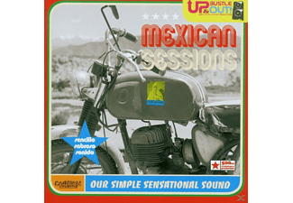 Up Bustle & Out - Mexican Sessions - (CD)