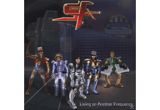 Science Faxtion - Living On Another Frequency - (CD)
